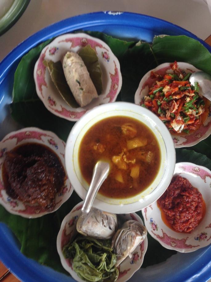Makanan khas Belitung, endes!