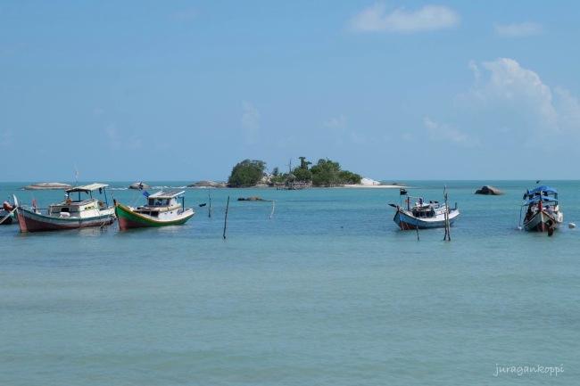 Perfect view di Pantai Punai